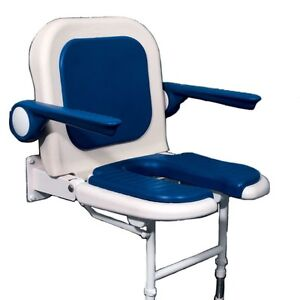 AKW 04160 - 04260 - 04160P - 04260P STANDARD 4000 SERIES SHOWER SEAT WITH LEGS