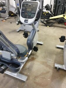 Precor 835 RBK Recumbent bike