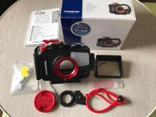 OLYMPUS PT-056 Waterproof Case for digital camera STYLUS TG-3&TG-4Tough w/box