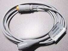 NEW Hospira Abbott Transpac IV Transducer Monitor Cable 42661-30 15' cord 4,II