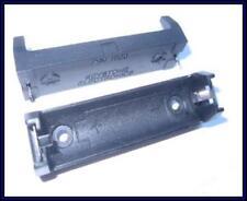 Supporto batteria mignon AA da steckmontage Holder Battery 60x16x15mm ra.55mm 4st