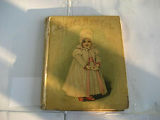 """""""1890 Baby's Annual"""". First Edition, 1889"""