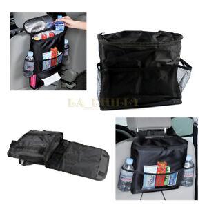 AUTO Car Cargo Seat Back Temperature Insulation Organizer Pocket Travel Storage
