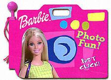 Barbie Camera Book-ExLibrary