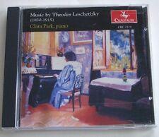 Music by Theodor Leschetizky Clara Park, Piano CENTAUR CD