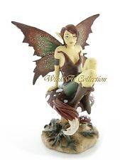 "Amy Brown Signature Series ""Foxy Fae"" Goth Fairy Figurine Retired 2006"