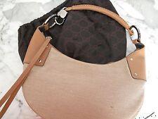 GUCCI :: RARE Half-moon Crescent Hobo Shoulder Handbag