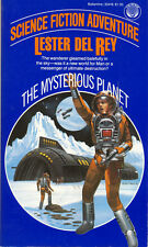 Lester del Rey THE MYSTERIOUS PLANET pbk NEW