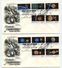 Space US First Day Covers (1951-Now 29 Cent Denomination)