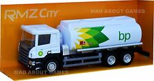 SCANIA BP OIL TANKER 1:64 Truck Lorry Metal Model Diecast Miniature Toy Die Cast