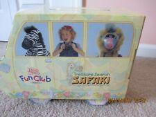 Precious Moments Fun club Treasure Search Safari 2001 in Original Box