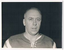 Original Quebec Aces Hockey Ludger Tremblay Photo