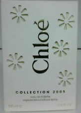 Chloe - Collection 2005 for women eau de toilette 100ml spray - new & rare