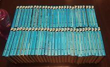 Hardy Boys Complete set 1-58 Flashlight Hardcovers
