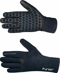 Northwave Storm Full Gloves Black Size S