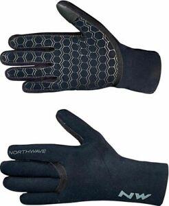 Northwave Storm Full Gloves Black Size S