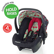 NEW COSATTO FLAMINGO FLING HOLD GROUP 0+ CAR SEAT INFANT CARRIER BABY CARSEAT