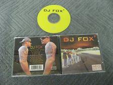Dj Fox 2 - CD Compact Disc