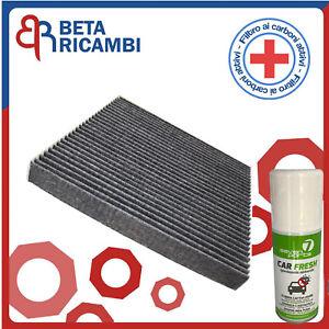 Filtro Abitacolo Smart 451 ForTwo Cabrio ai Carboni Attivi 2007> Disinfettante