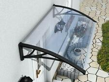 Puerta Canopy Toldo Shelter Front porche trasero al aire libre Sombra Patio cubren 80 X 120cm