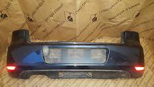 Original VW Golf 6 VI Stoßstange 5K hinten blau 5K6 807 421 #123A7