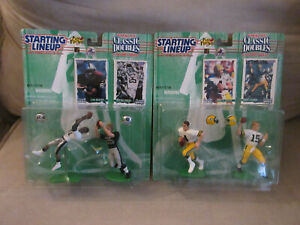 Starting Lineup Classic Doubles lot of 2
