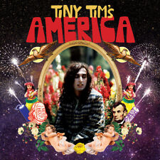 Tiny Tim-Tiny Tim's America LP 2016 Limited Edition-NEW Vinyl 180grm + Download