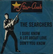 """THE SEARCHERS: I Sure Know A Lot About Love (´64 / scarce German STAR-CLUB 7"""")"""
