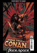 SAVAGE SWORD OF CONAN, VOL. 2 #6B (1:50) FIUMARA VARIANT (WK25)