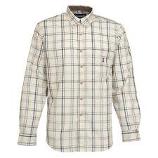 Camicie casual e maglie da uomo a manica lunga in cotone con colletto