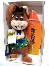 New Nestle NesQuik Bunny Surfboard Edition