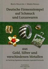 Silberpunzen, Silberstempel für Schmuck und Luxuswaren aus Gold, Silber, Metall