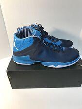 0b7ac879279e Nike Air Jordan Super Fly 4 PO Men s Tidal Blue Navy (819163-407
