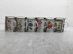 6 The London Teapot Company Ltd The Chatsford Bone China Infuser Mug