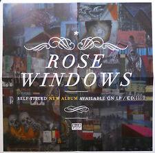 ROSE WINDOWS POSTER  (V7)