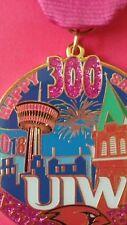 2018 UIW Fiesta Medal Official Medal Pin Pinback 2018 Fiesta Medals Cardinals !