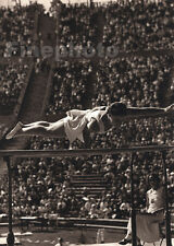 1936 Vintage Germany OLYMPICS FEMALE GYMNAST England Photo Art 11x14 PAUL WOLFF