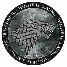 Game of Thrones - Mauspad Mausmatte - Stark Logo - 21,5 cm