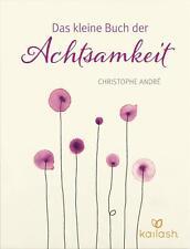 Das kleine Buch der Achtsamkeit von Christophe Andre (2013, Gebundene Ausgabe)