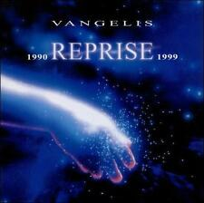 Reprise: 1990-1999 [Bonus Track] by Vangelis (CD, Oct-1999, Wea)b351