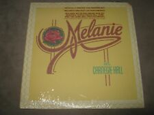 MELANIE Live at Carnegie Hall RARE SEALED Gatefold New 2 Double LP 1973 NRS49001