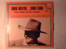 FILM STUDIO ORCHESTRA John Wayne... John Ford temi celebri da film western lp