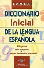 Everest Diccionario inicial de la lengua espanola (Spanish Edition), Everest, Go