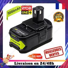Batterie Ryobi 18v One Plus 5.0AH RB18L25 RB18L40 RB18L50 P104 P780 P108 P107