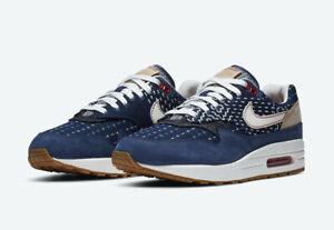 Nike DENHAM × NIKE AIR MAX 1 BLUE VOID CW7603-400 from JP US 6 - 12