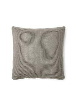 Lauren Ralph Lauren Flora Rib-Knit Throw Decorative Pillow $135
