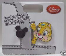 NEW Disney Store Japan Clarice Peeker Pin 111847 Lanyard Bags Neck Straps Rare