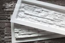 o 24 plastic molds *CALIBRA* for concrete veneer wall stone stackstone tiles DIY