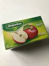 Apple Tea - 20 Tea Bags A Box - Elma Çayi- Dogadan - Free UK Post