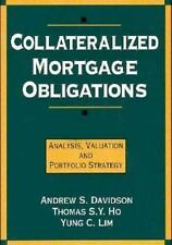 Collateralized Mortgage Obligations: Analysis, Valuation and Portfolio Strategy